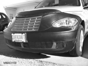 ノーズブラ フロントエンドマスク カー ブラ 06 - 10 クライスラー PT クルーザー