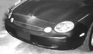 ノーズブラ フロントエンドマスク ブラ フィット 96 - 97 フォード トーラス GL & LX
