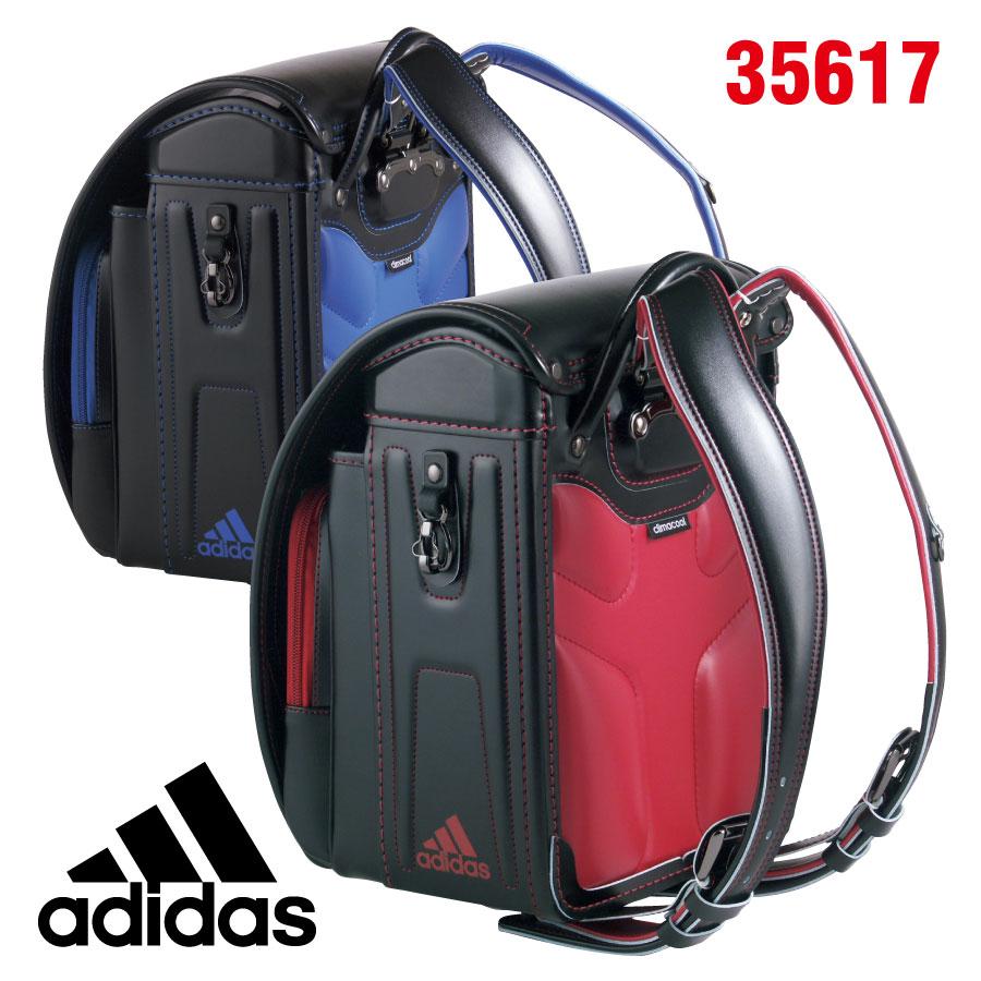 【500円OFFクーポン】【ネームタグプレゼント】ランドセル アディダス 2019 男の子 人気 adidas eキューブタイプ 35617