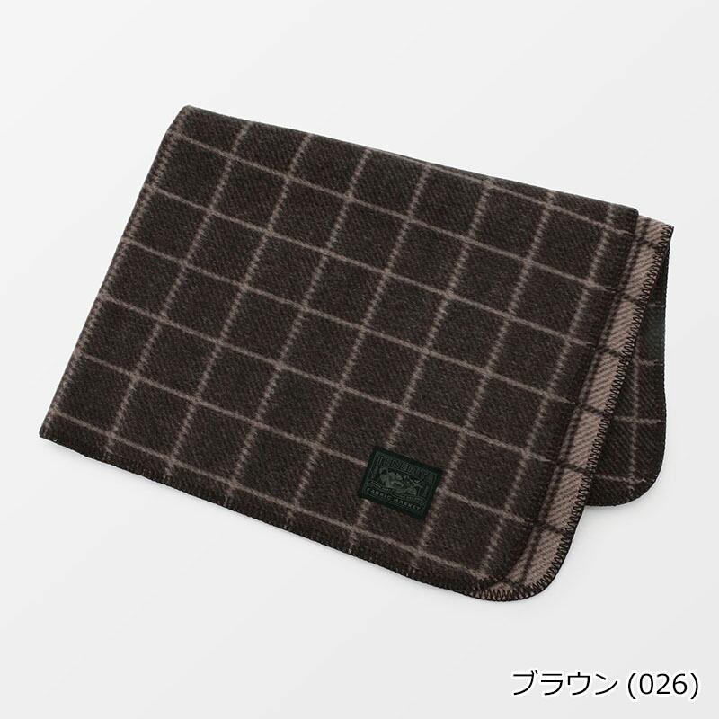 コットンウール格子チェッククォーターケット 日本製 | テネリータ TENERITA