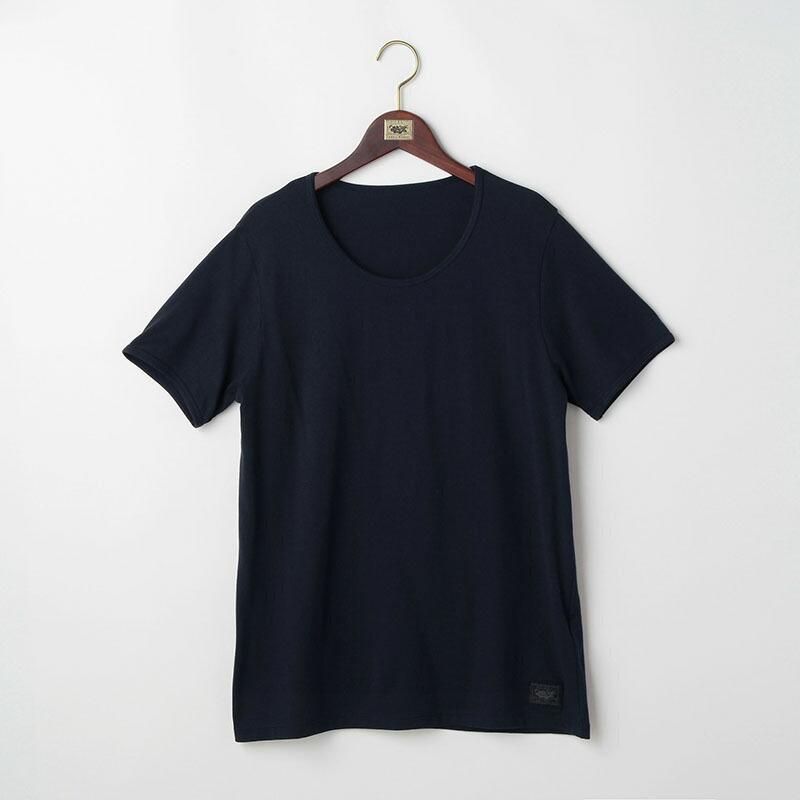 80/3綿天竺半袖Tシャツ