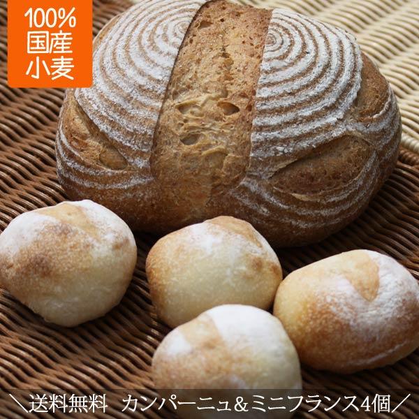 お試し ポイント消化 ベーカリー 国産小麦 送料無料 食パン 天然酵母 天然酵母食パン 詰め合わせセット 限定タイムセール フランスパン 感謝価格 カンパーニュ 天然酵母パン