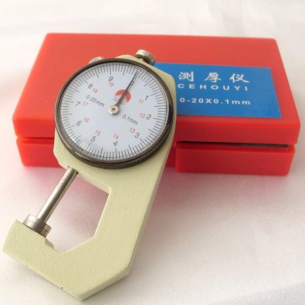 환옥 0.1 mm~20 mm까지 측정 가능☆펄 스케일 of1-10 02 P21Aug14