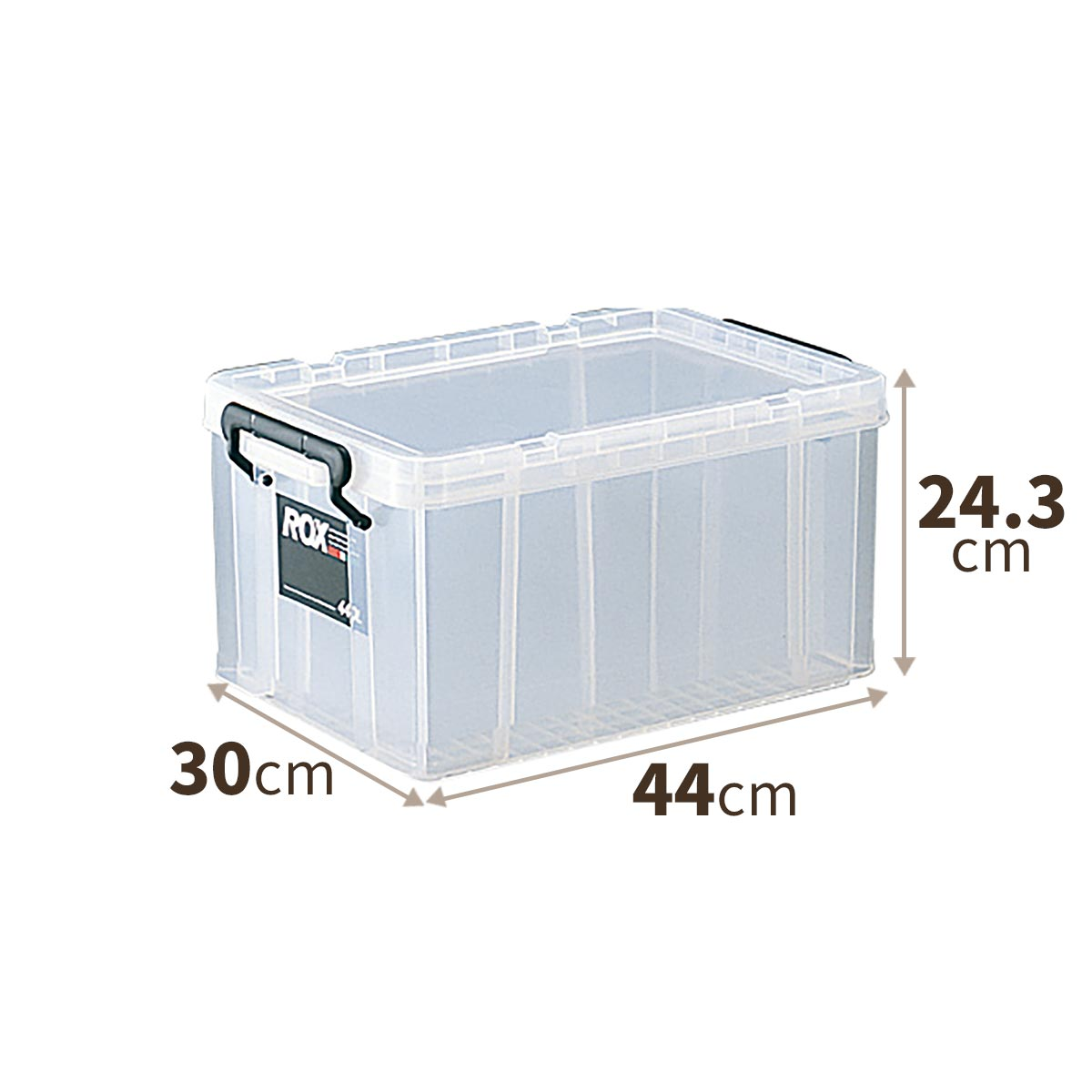 【8個セット】【通販限定】ロックス 440M衣装ケース プラスチック おしゃれ 収納ケース 押入れ収納 押入れ収納ケース クローゼット 収納 収納ボックス フタ付き 天馬