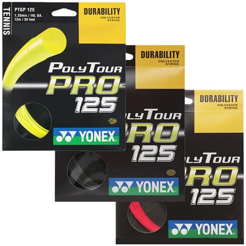 日本郵便 240円 いくつ買っても送料同じ 即納 ポイントアップ 張上げ専用 ヨネックス ポリツアープロ 125mm ついに入荷 130mm Yonex Poly 1.20mm 推奨 PTP Tour Pro