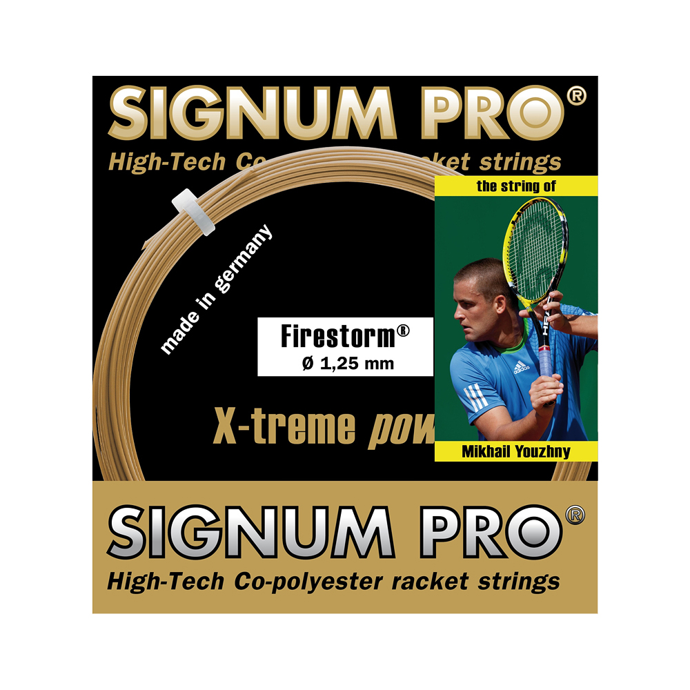 日本郵便 240円 いくつ買っても送料同じ 即納 ポイントアップ 12Mカット品 毎週更新 シグナムプロ ファイヤーストーム 1.20 Signum Pro 市場 硬式テニス Firestorm 1.30 ポリエステル ガット 1.25