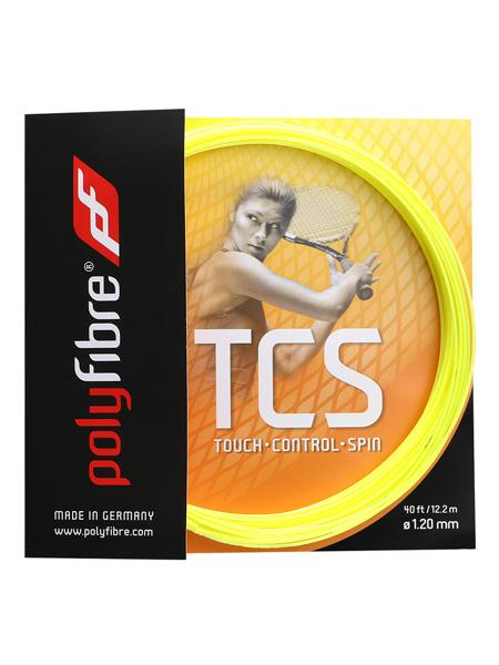 日本郵便 240円 いくつ買っても送料同じ 即納 ポイントアップ 12Mカット品 大特価!! ポリファイバー TCS 期間限定で特別価格 1.15 1.25 硬式テニスガットポリエステル 1.30 ガット Polyfibre 1.30mm 1.20