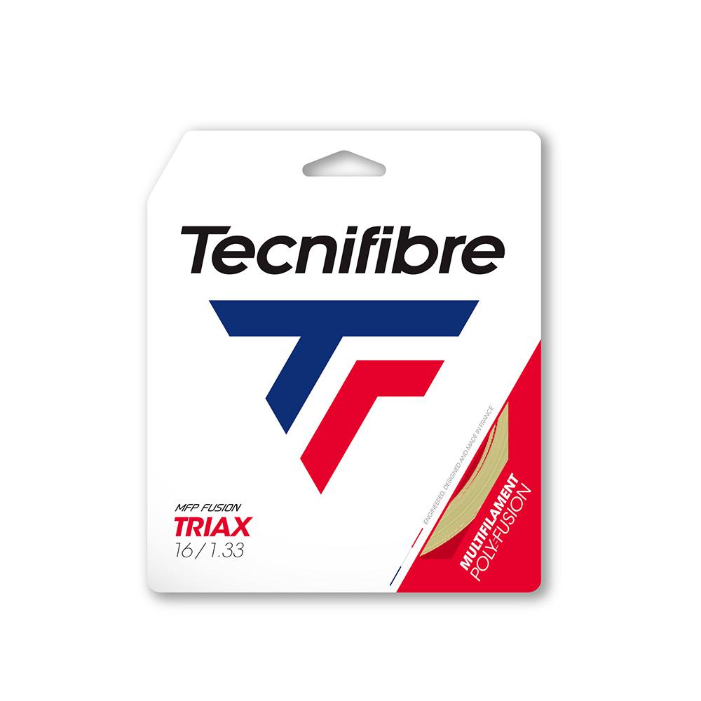 日本郵便 240円 いくつ買っても送料同じ 即納 ポイントアップ 12mカット品 テクニファイバー トライアックス 新商品 1.33 気質アップ Tecnifibre マルチフィラメントガット 1.28 TRIAX 硬式テニス 1.33mm
