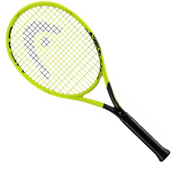 エクストリーム MP グラフィン360 ヘッド 硬式 テニス ラケット HEAD EXTREAME ミッドプラス 2018