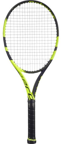 ★安心の保証付★2016年ナダル使用モデル! バボラ ピュアアエロ Babolat PURE AEROテニスラケット