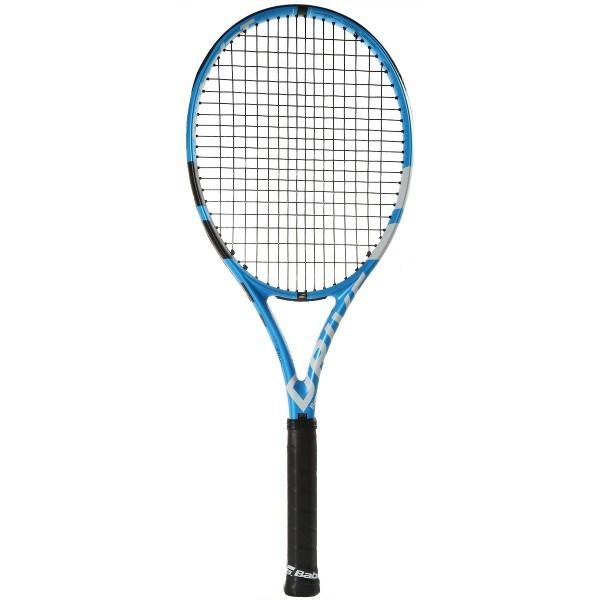 【グリップ5個プレゼント】【期間限定価格!】2018年Newモデル! Babolat バボラ ピュアドライブ 107 Pure Drive 107 テニスラケット