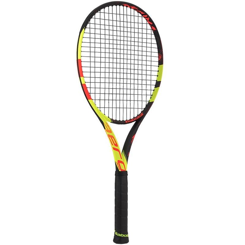 2018フレンチオープンモデル! バボラ ピュアアエロ デシマ Babolat PURE AERO DECIMA テニスラケット
