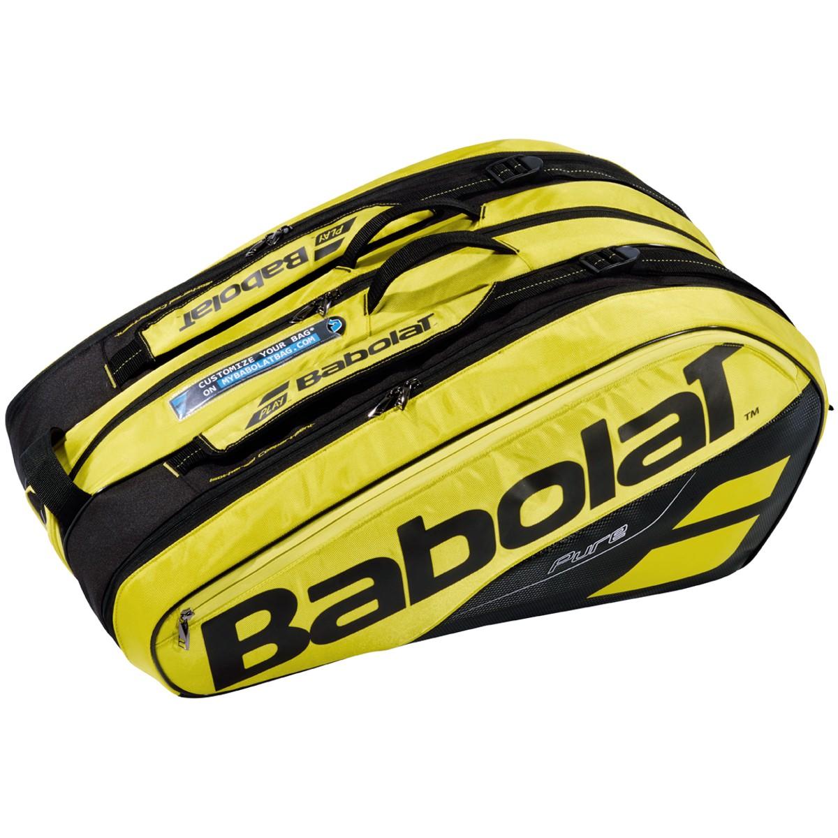 2019年Newモデル! バボラ 2019 ピュアアエロ(12本) ラケットバッグ Babolat Pure Aero Racket Bag