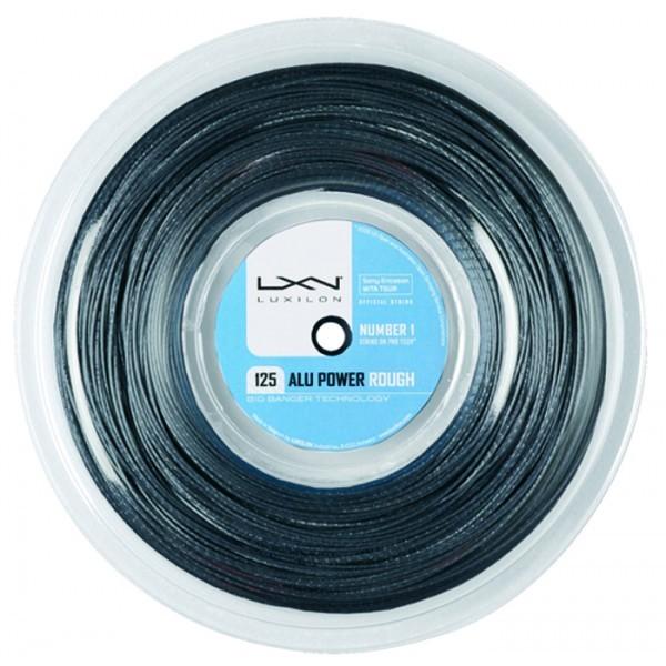 ルキシロン アルパワー ラフ Luxilon ALUPOWER Rough 220mロールガット/1.25mm