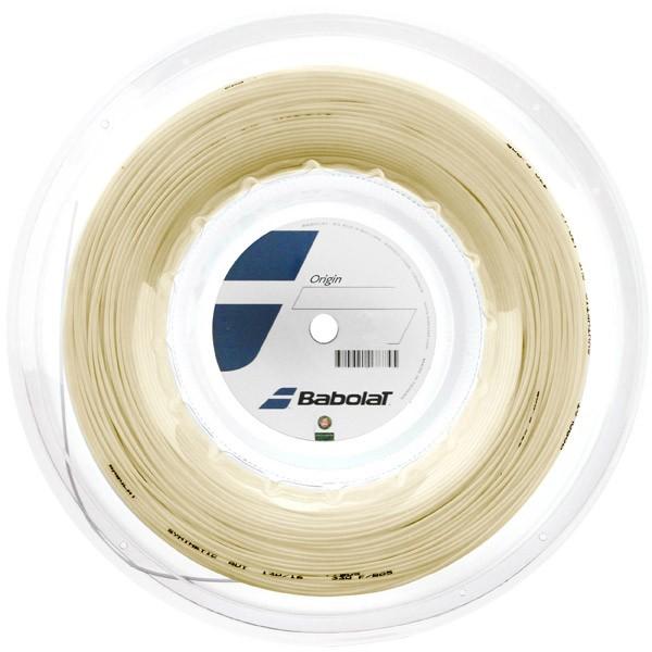 Babolat Origin バボラ オリジン 200mロールガット1.25mm、1.30mm、1.35mm