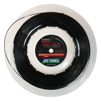 ヨネックス ポリツアータフ (Yonex Poly Tour Tough)200mロールガット/1.25mm