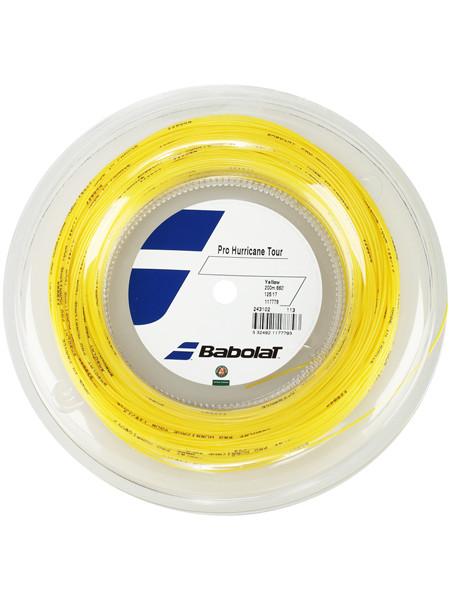 Babolat Pro Hurricane Tour 200m Reel バボラ プロハリケーンツアー 200m ロールガット /1.20mm、1.25mm、1.30mm、1.35mm