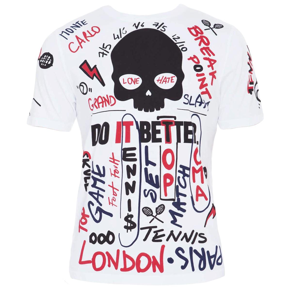 【2019春夏】ハイドロゲン Tシャツ リミテッドエディション HYDROGEN LIMITED EDITION T-SHIRT