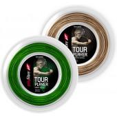 ポリファイバー ツアープレーヤー Polyfibre Tour Player 200mロール/グリーン1.23mm・ナチュラル1.25mm