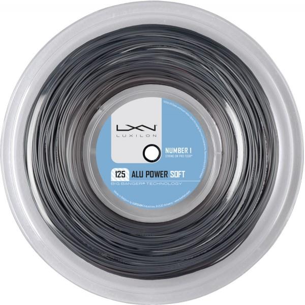 ルキシロン アルパワー ソフト Luxilon ALUPOWER Soft 200mロールガット/1.25mm