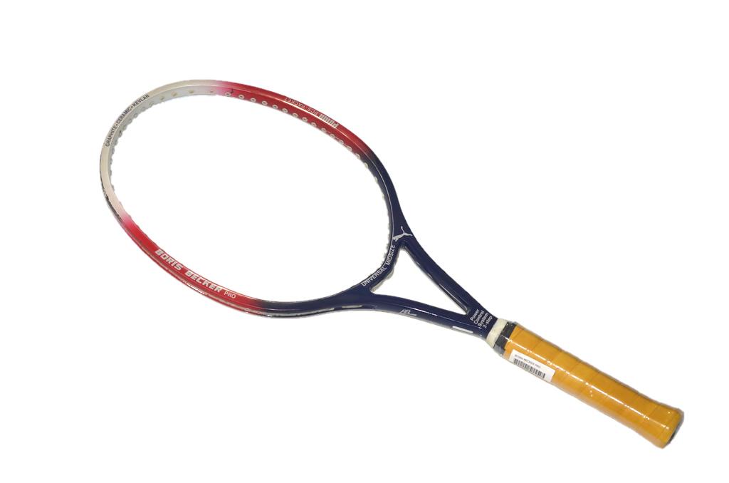 【中古 テニスラケット】プーマ ボリスベッカープロPUMA BORIS BECKER PRO(G4)【中古】【送料無料】【FS_708-5】 05P03Dec16