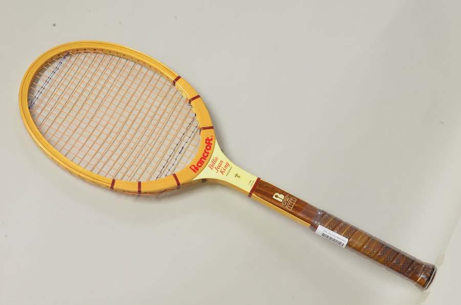 (中古 ラケット テニスラケット)BANCROFT ビリージーン キング パーソナルBANCROFT Billie Jean King PERSONAL(LM2)【中古】 人気(硬式用 テニスラケット) 20P20May17
