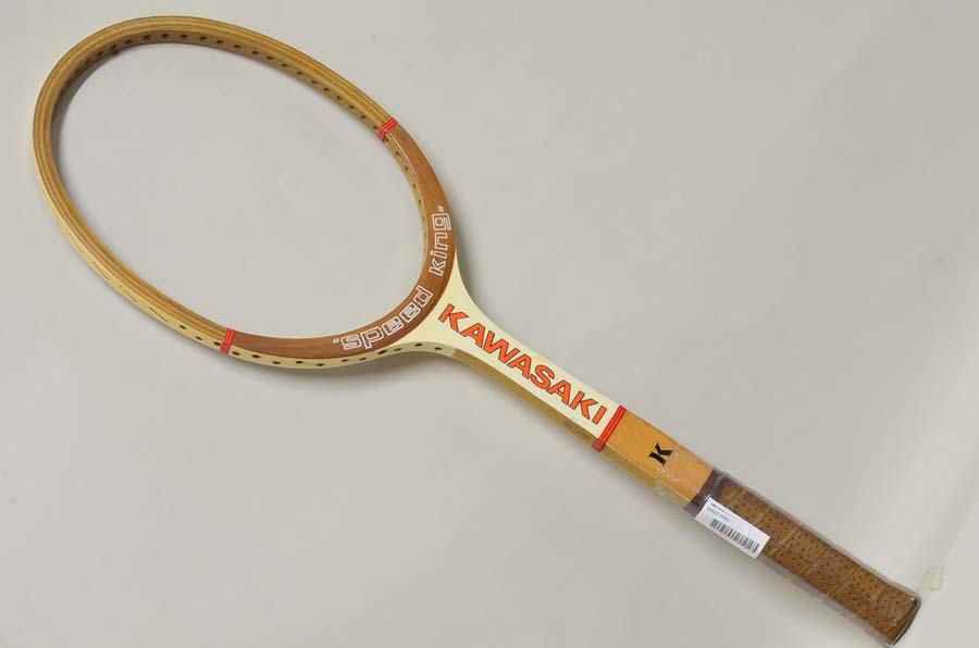 (中古 ラケット テニスラケット)ドネー スピードキング 【ウッドラケット】DONNAY SPEED KING(M5)【中古】(硬式用 テニスラケット) 20P20May17