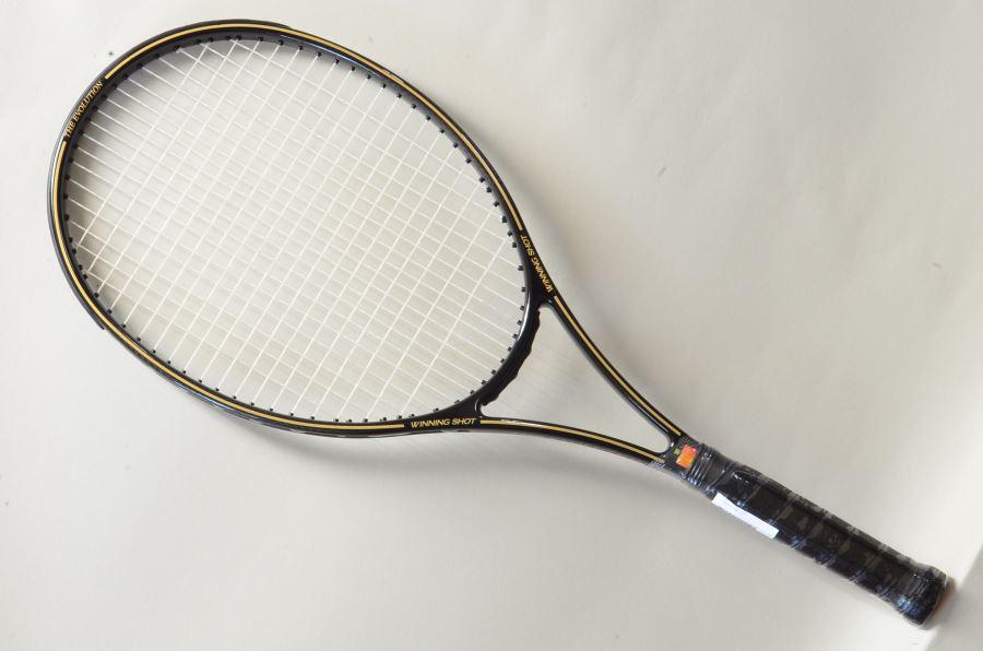 (中古 ラケット テニスラケット)ウィニングショット エヴォリューション OSWINNINGSHOT EVOLUTION OS(L2)【中古】(ラケット/硬式用/テニスラケット/ウィニングショット) 20P03Mar18