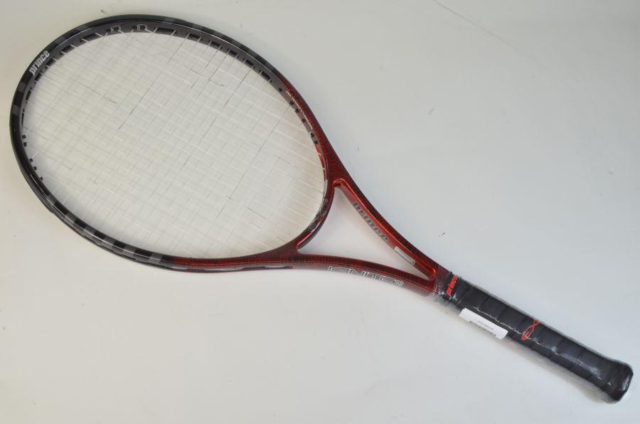 ランクA プリンス EXO3 イグナイト 定価の67%OFF 98 2009年モデルPRINCE IGNITE 中古 テニスラケット ラケット ギフト G3 硬式用 テニスサークル