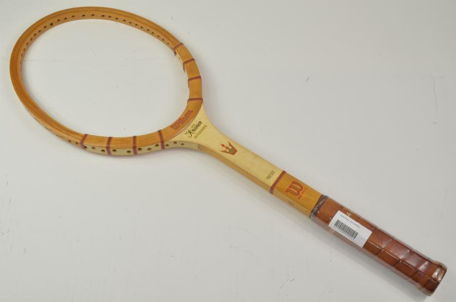 (中古 ラケット テニスラケット)ウィルソン ジャッククレーマー オートグラフWILSON JacK Kramer AUTOGRAPH(L4)【中古】(ラケット/硬式用/テニスラケット/ウィルソン/ウイルソン/テニスサークル) 20P17Jun17