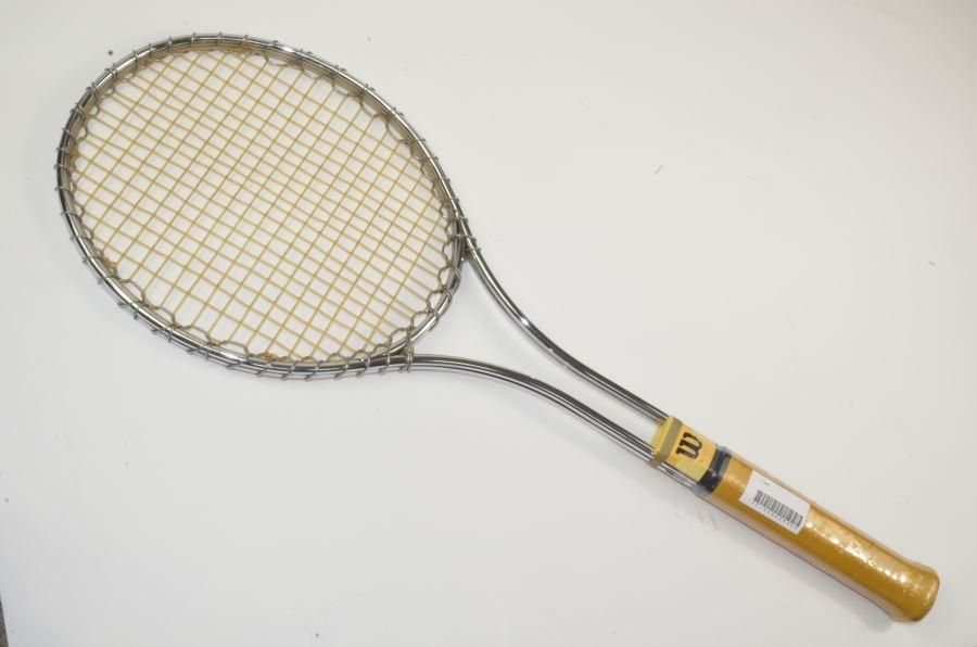 (中古 ラケット テニスラケット)ウィルソン T-2000WILSON T-2000(G5)【中古】(ラケット/硬式用/テニスラケット/ウィルソン/ウイルソン/テニスサークル) 20P17Jun17