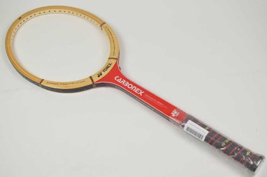 (中古 ラケット テニスラケット)ヨネックス カーボンEX 2 プレーヤーズ プロ スペシャルYONEX CARBONEX 2 PLAYERS PRO SPECIAL(LM4)【中古】(ラケット/硬式用/テニスラケット/ヨネックス/テニスサークル)