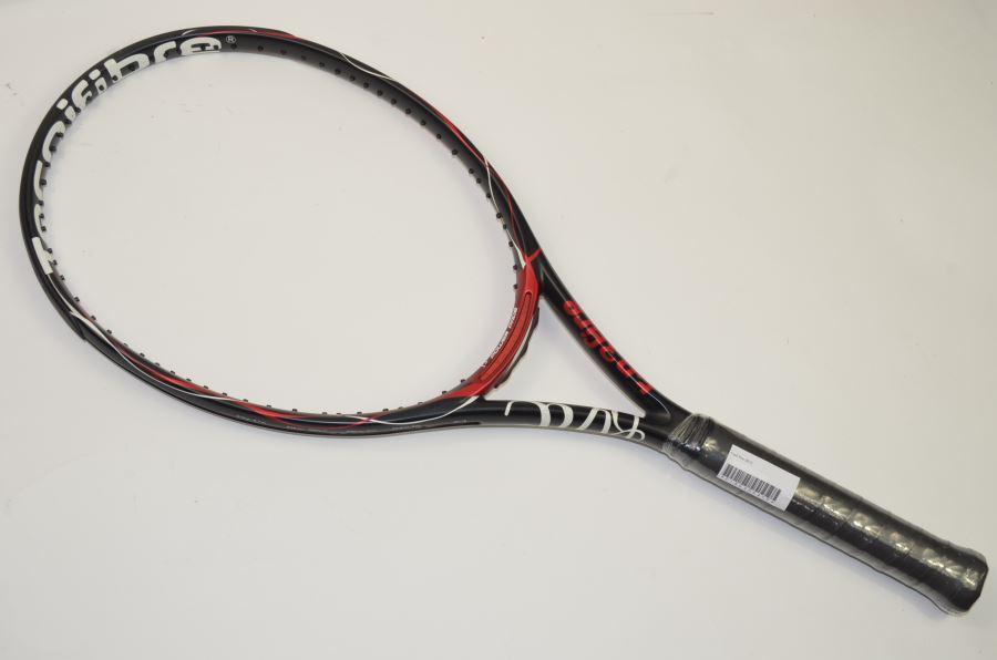 (中古 ラケット テニスラケット)テクニファイバー t-p3 ファイアー 2012年モデルTecnifibre t-p3 Fire 2012(G2)【中古】(ラケット/硬式用/テニスラケット/テクニファイバー/テニスサークル)