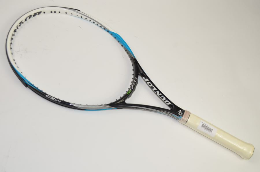 ダンロップ バイオミメティック M2.0 2012年モデルDUNLOP BIOMIMETIC M2.0 2012(G2)【中古 テニスラケット】【中古】(ラケット/硬式用/テニス用品/テニスラケット/ダンロップ/テニス用品/テニスサークル) 10P19oct18