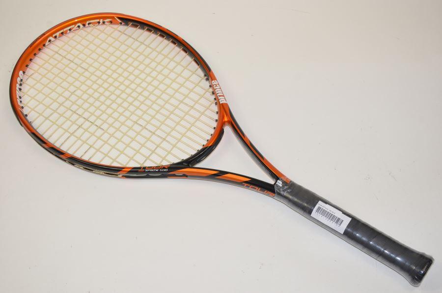 プリンス ツアー アタック 100 2014年モデルPRINCE TOUR ATTACK 100 2014(G1)【中古 テニスラケット】【中古】(ラケット/硬式用/テニス用品/テニスラケット/プリンス/テニス用品)