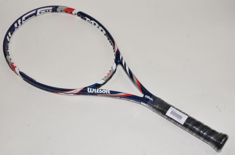 ウィルソン ジュース 100 2013年モデルWILSON JUICE 100 2013(L3)【中古 テニスラケット】【中古】(スポーツ/ラケット/硬式用/テニス用品/テニスラケット/ウィルソン/ウイルソン/テニス用品/テニスサークル/通販/) 10P19oct18