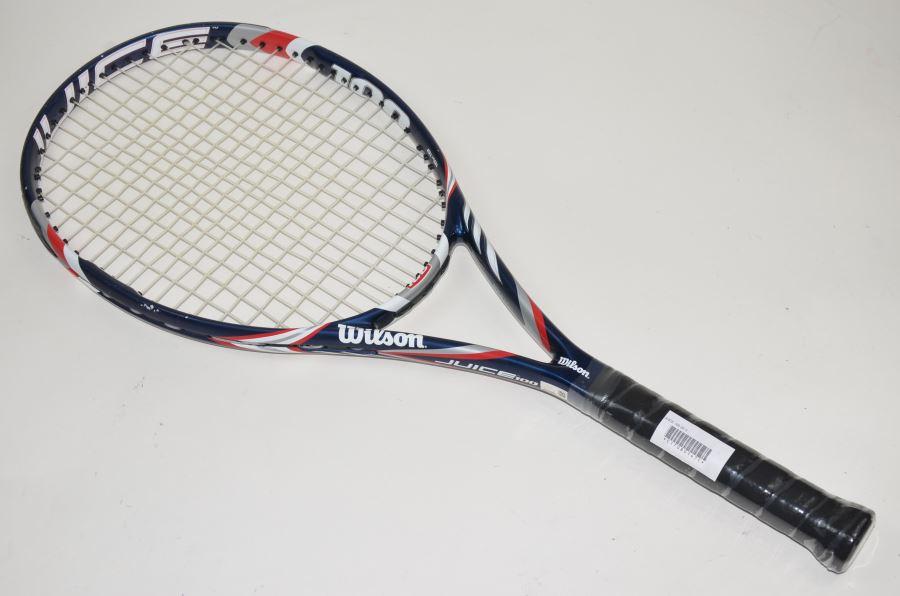 ウィルソン ジュース 100 2013年モデルWILSON JUICE 100 2013(L2)【中古 テニスラケット】【中古】(スポーツ/ラケット/硬式用/テニス用品/テニスラケット/ウィルソン/ウイルソン/テニス用品/テニスサークル/通販/) 10P03Mar18