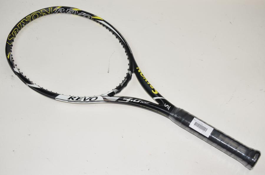 スリクソン レヴォ V 3.0 ツアー 2014年モデルSRIXON REVO V 3.0 Tour 2014(G3)【中古 テニスラケット】【中古】(スポーツ/ラケット/硬式用/テニス用品/テニスラケット/スリクソン/テニス用品/テニスサークル/通販/)