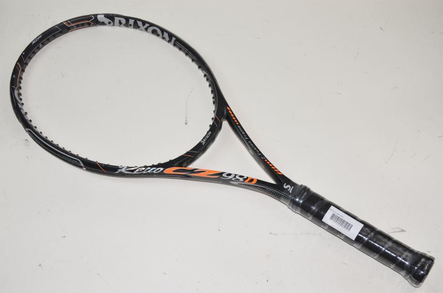 スリクソン レヴォ CZ 98D 2015年モデルSRIXON REVO CZ 98D 2015(G2)【中古 テニスラケット】【中古】(スポーツ/ラケット/硬式用/テニス用品/テニスラケット/スリクソン/テニス用品/テニスサークル/通販/) 10P19oct18