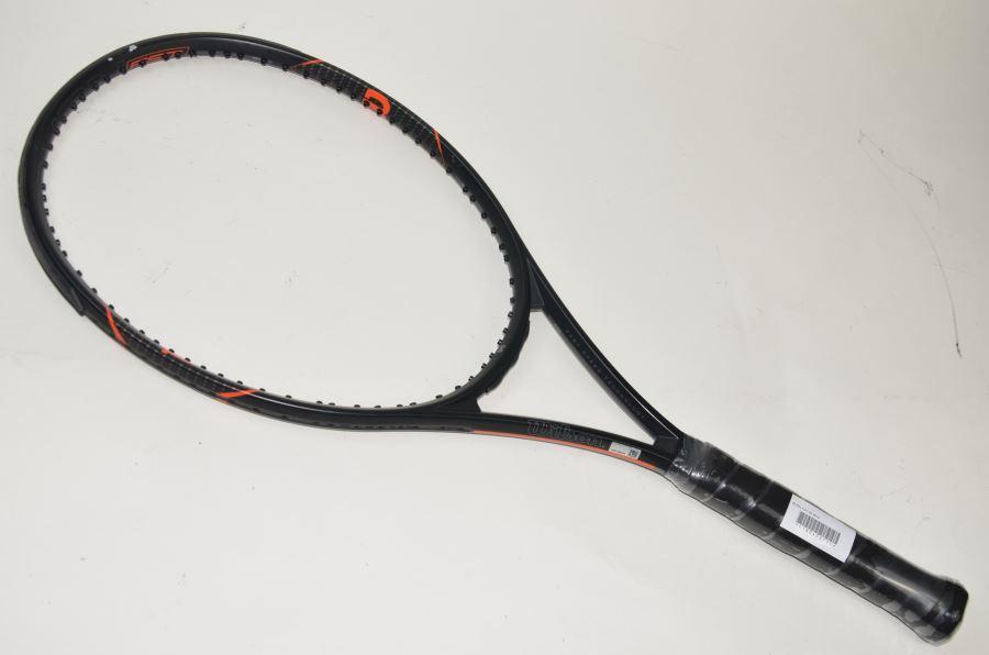 【中古】ウィルソン バーン FST 95 2016年モデル 【スマートテニスセンサー対応】【一部グロメット割れ有り】WILSON BURN FST 95 2016(G2)【中古 テニスラケット】(ラケット 硬式用 中古ラケット 中古テニスラケット 硬式テニスラケット テニスサークル 部活 テニス用品)