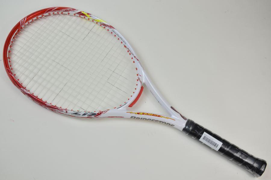 【中古】ブリヂストン エックスブレード ブイアイアール275 2016年モデルBRIDGESTONE X-BLADE VI-R275 2016(G2)【中古 テニスラケット】(ラケット 硬式用 中古ラケット 中古テニスラケット 硬式テニスラケット テニスサークル 部活 テニス用品) 10P19oct18