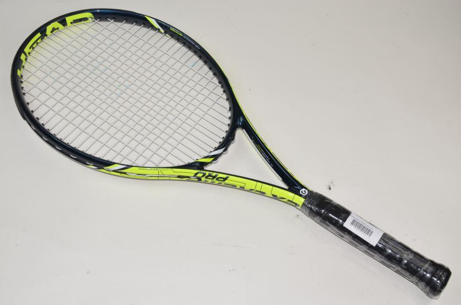 【中古】ヘッド グラフィン エクストリーム プロ 2014年モデルHEAD GRAPHENE EXTREME PRO 2014(G3)【中古 テニスラケット】(ラケット 硬式用 中古ラケット 中古テニスラケット 硬式テニスラケット テニスサークル 部活 テニス用品)