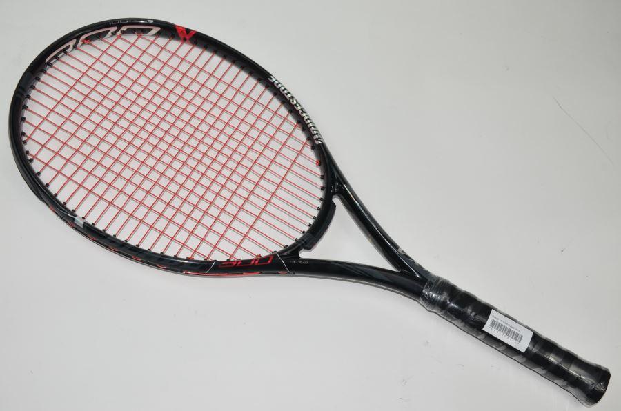 【中古】ブリヂストン エックスブレード ブイエックス アール300 ブラック 2015年モデルBRIDGESTONE X-BLADE VX-R300 BLACK 2015(G3)【中古 テニスラケット】(ラケット 硬式用 中古ラケット 中古テニスラケット 硬式テニスラケット テニスサークル 部活 テニス用品)