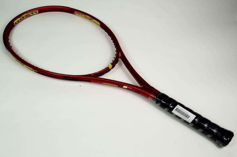 【中古】フォルクル オーガニクス スーパー G8 315g 2014年モデルVOLKL ORGANIX SUPER G8 315g 2014(L2)【中古 テニスラケット】(ラケット 硬式用 中古ラケット 中古テニスラケット 硬式テニスラケット テニスサークル 部活 テニス用品)