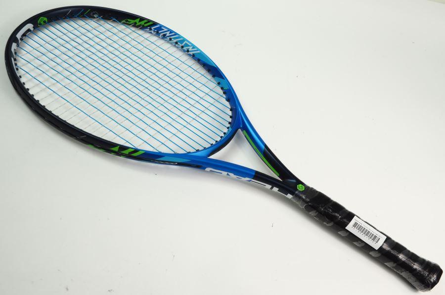 【中古】ヘッド グラフィン タッチ インスティンクト MP 2017年モデル【スマートテニスセンサー対応】HEAD GRAPHENE TOUCH INSTINCT MP 2017(G3)【中古 テニスラケット】