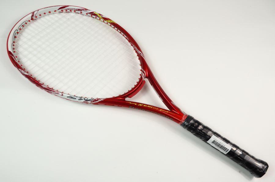 【中古】ブリヂストン エックス ブレード ブイアイアール290 2016年モデルBRIDGESTONE X-BLADE VI-R290 2016(G2)【中古 テニスラケット】