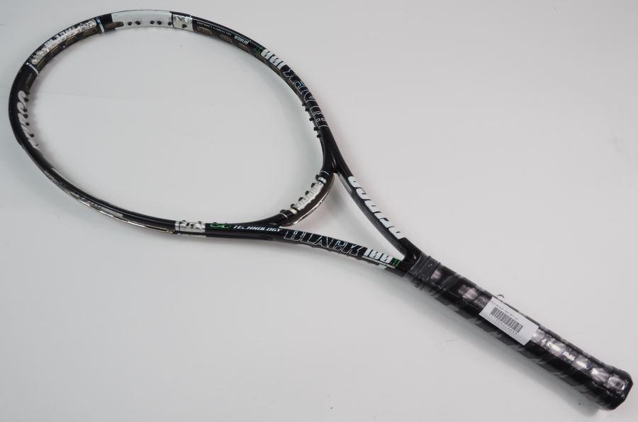 ランクC 中古 プリンス イーエックス オースリー ブラック 100T 年末年始大決算 2013年モデルPRINCE BLACK G2 硬式用 2013 ラケット 店舗 EXO3 テニスラケット
