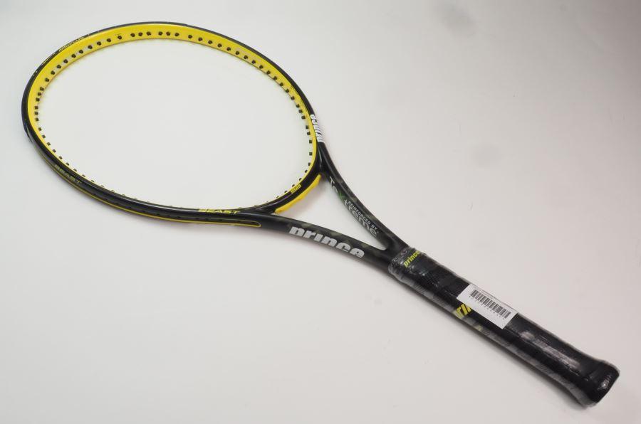 ランクB 中古 プリンス ビースト 98 2018 テニスラケット G2 新作 BEAST 2018年モデルPRINCE オンラインショッピング