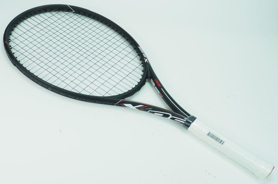 【ランクA+】 【中古】ブリヂストン エックスブレード アールエス 300 2018年モデルBRIDGESTONE X-BLADE RS 300 2018(G2)【中古 テニスラケット】