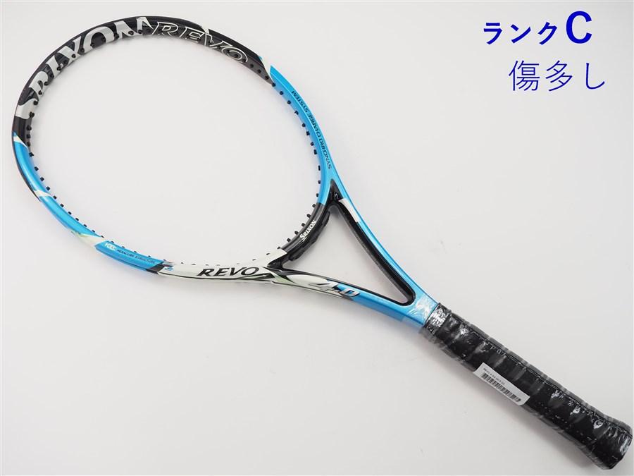 ランクC 中古 スリクソン レヴォ 一部予約 エックス 4.0 X G3 在庫一掃売り切りセール REVO 2013 2013年モデルSRIXON テニスラケット